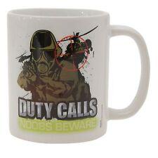 TAZZA Duty Calls Noobs beware Videogames accessori cucina