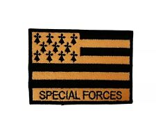 Ecusson patch Breizh Special Forces