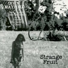 Irvin Mayfield and The Orleans Jazz Orchestra - Strange Fruit [CD]