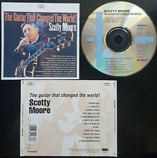 SCOTTY MOORE - THE GUITAR THAT CHANGED THE WORLD CD
