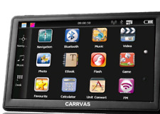 """GPS Navigation ,CARRVAS 7 """" Replacement Screen Only 256+8gb"""