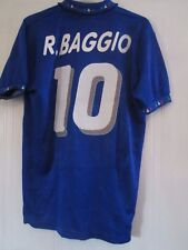 Italy 1994 Player Issue WC R Baggio 10 Home Football Shirt Size XL /41862