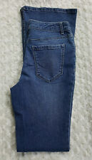 Style & Co. Low Rise Flare Jeans Bijou Wash Size 8S 8 Short- NWT
