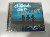 The Cheetah Girls in Concert Walt Disney 2007 - CD + DVD Nuevo - 2T