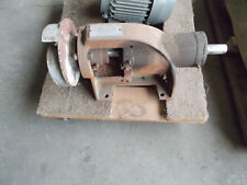 Werner Pump Co. 4021 Size 5-Ms Dia 8½ 600 Gpm 53 Ft 1750 Rpm Centrifugal Pump
