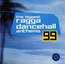 The Biggest Ragga Dancehall Anthems 99 - Double (2) CD