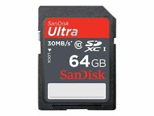 SanDisk SD 64 GB Camera Memory Cards
