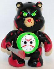 CUSTOM Scare Bear Vintage Kenner Care Bear Figure Friday the 13th Jason Horror