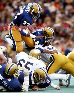 NCAA Pitt Pittsburgh Panthers Tony Dorsett Game Action Color 8 X 10 Photo