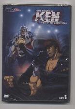 17135 //KEN FIST OF THE NORTH STAR OAV 1 VERSION FRANCAISE DVD NEUF SOUS BLISTER