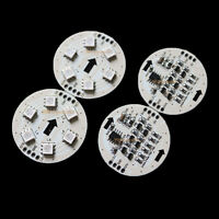10 PC 50mm WS2811 LED pixel module Full Color 6LEDs 5050 DC PCB Board 24V D38-6