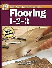 Flooring 1-2-3 by Home Depot(r) (Hardback, 2006) 2ND PRINTING