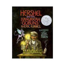 HERSHEL AND THE HANUKKAH GOBLINS (Brand New Paperback) Etic Kimmel