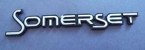 Genuine 1985-1986-1987 Buick Somerset Fender Emblem.....