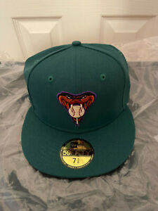 Hat Club Exclusive Arizona Diamondbacks Ice Cold 7 5/8 New Era IN HAND