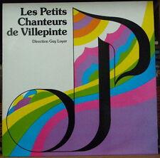 LES PETITS CHANTEURS DE VILLEPINTE/GUY LOYER FRENCH LP