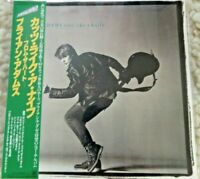 Bryan Adams - Cuts Like A Knife + 2 Bonustracks  Japan MLPS SHM CD NEU