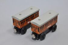 ANNIE & CLARABEL / Vintage, Rare Retired Thomas wooden train from early 2000s
