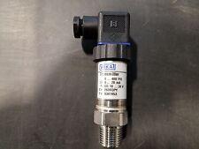 Wika Pressure Transmitter, 8341953