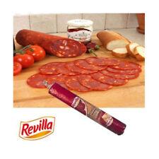 Chorizo Revilla Doux d'origine espagne d'un poids de 450 Grs.