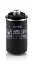 Mann-Filter Ölfilter Audi A3/A4/A5/A6 VW Golf 5/6 Passat CC Tiguan T5 - W719/45