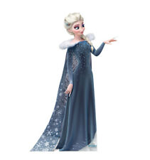 ELSA LIFE SIZE STAND UP FIGURE FROZEN KIDS DECOR DISNEY SNOW QUEEN CASTLE FUN!!!
