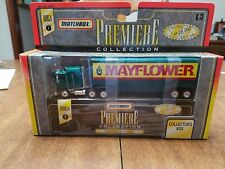 1996 Matchbox Premiere Collection Kenworth C.O.E. MAYFLOWER 1:64 Limited Edition