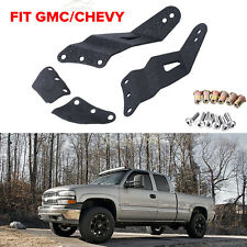 52inch Curved LED Light Bar Mount Bracket Fit for GMC/Chevy Silverado 1999-2006