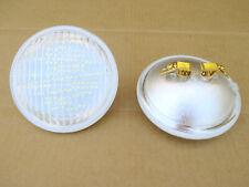 2 Led Glass Headlights For David Brown Light 1190 1194 1200 1210 1212 1290 1294