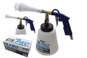 Car Cleaning Gun, Car Detailing Tools  Air Pulse Car Wash Spray Interior Cleaner