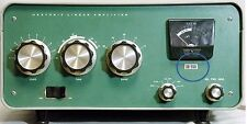 New model number label  for a Heathkit SB-201 amplifier front panel