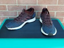 Adidas Pureboost RBL Men Running Shoes Sneakers Size 13 US Blue Maroon