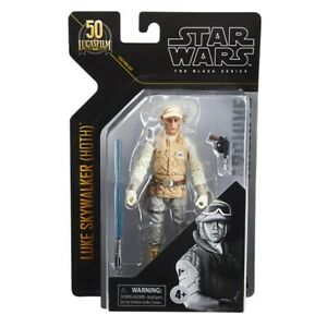 Star Wars The Black Series Archive Luke Skywalker (Hoth) *New*