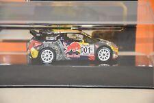DS3 WRC RALLYE CIRCUIT PAUL RICARD 2016  LOEB IXO 1/43