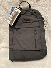 Swissgear SA5319 Getaway Daypack Laptop Backpack Heather Gray Unisex Bag