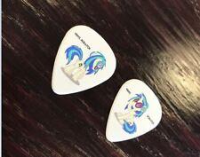 DJ PON 3 PONE guitar pick WHITE - My little pony - MLP - jewlery - necklace
