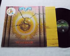 KAYAK The last encore HOLLAND LP + INSERT VERTIGO  6360 854 (1976)  prog EX+/NM
