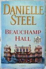 Beauchamp Hall Very Good Book Steel Danielle ISBN 1984827650