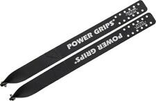 Power Grips Fixie Straps (375mm) with Hardware, Black