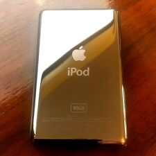 Refurbished Apple iPod Classic 6th Generation Black 80GB Mint! 30 Day Warranty