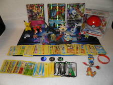 POKEMON LOT ~ PUZZLE Trading Cards MEGA SWAMPERT GAMING MAT Figures KEYCHAIN NEW