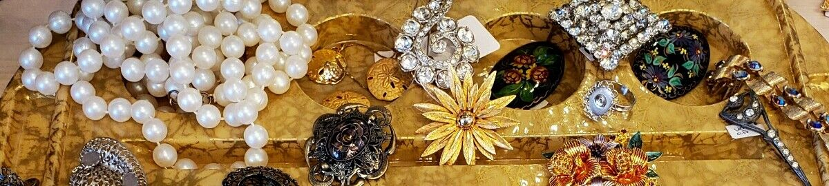 vintage jewelry and cab settings