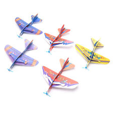 Handwurf Flugzeug Flying Foam Segelflugzeug Trägheit Flugzeuge Outdoor-Spielz MD