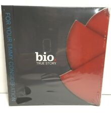 Bio True Story For Your Emmy Consideration DVD 2012 Brand New in Wrap