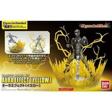 [FROM JAPAN]Figure Rise Effect Aura effect Yellow Plastic Model Bandai
