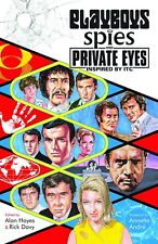 Playboys Spies and Private Eyes Inspired by ITC Book Randall & Hopkirk Deceased