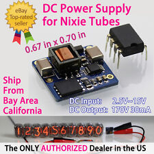 Launch SALE! Limited Time NCH8200HV High Voltage DC Power Supply for Nixie Tubes