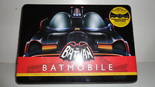 Polar Lights Batmobile in tin litho box misb...original mold from Aurora