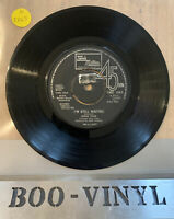DIANA ROSS - I'M STILL WAITING / REACH OUT I'LL BE THERE  -1971 TMG 1041 EX  CON
