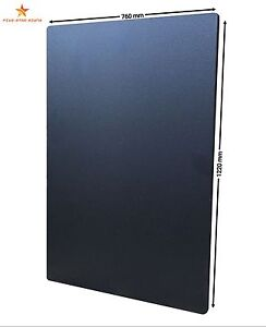 A0 CHALKBOARD EXTRA LARGE CHALKBOARD (BIGGEST ON EBAY) 1220mm X 760mm-CODE WH